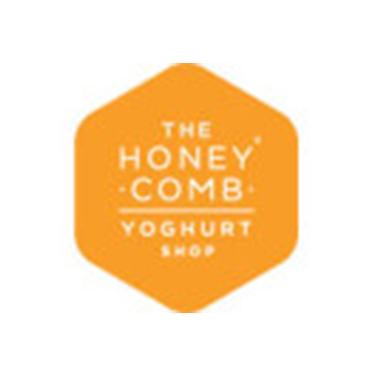 honeycomb frozen yoghurt, gelato bromma